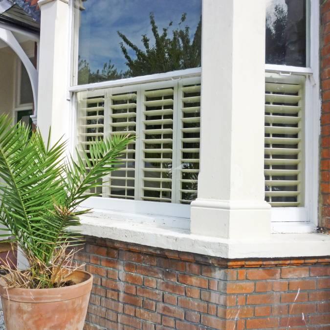 shutters for bay windows