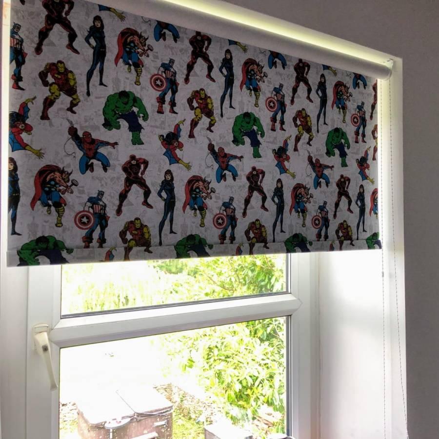 marvel window blinds