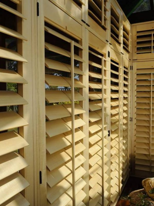 window shutters blinds extensions Fitted by the shutter company Newport