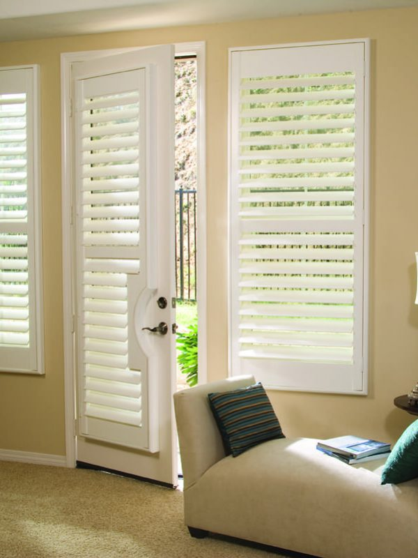 Normandy window shutters fitted by the shutter company