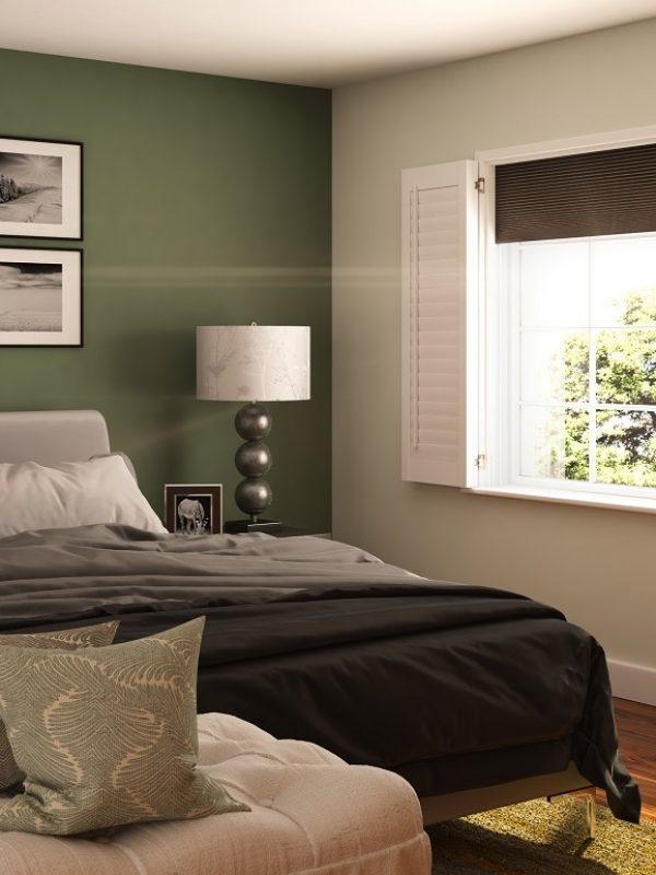 bedroom inside shutter blinds shutter company