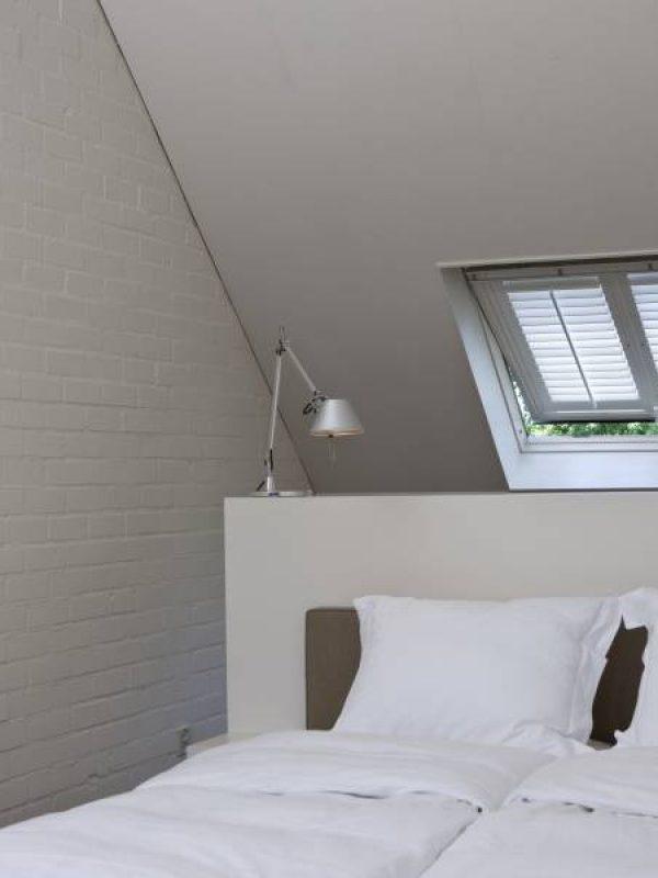 skylight shutter bedroom